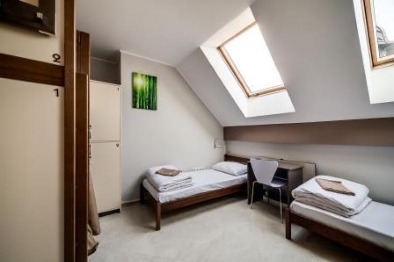 OSTRIV Six-bed room