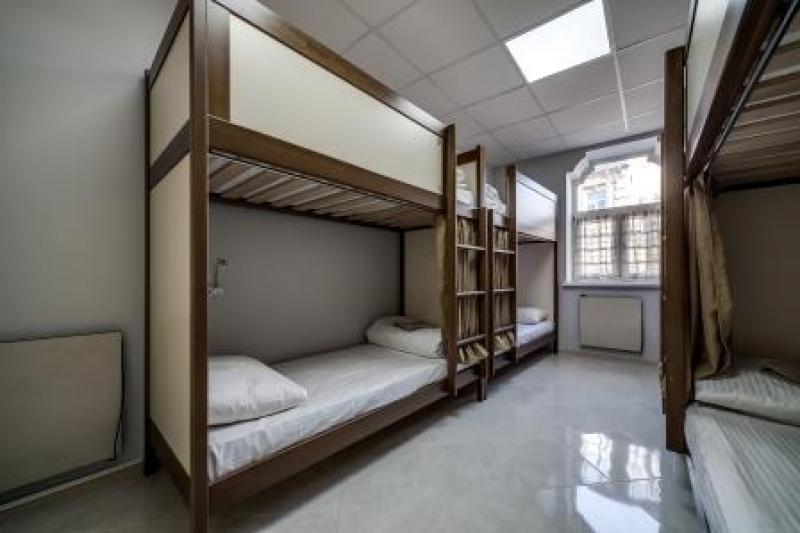 OSTRIV Eight-bed room (2nd floor)
